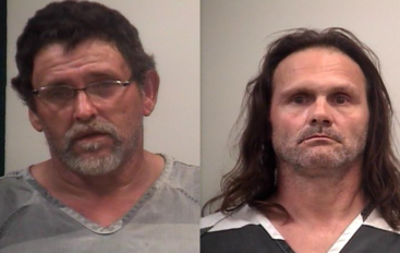 Separate incidents leads to two arrests for meth after traffic stops