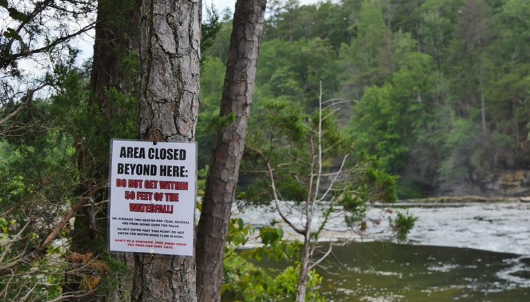 UPDATE FROM PRINT: LRC Swimming Spots reopen, officials urge caution