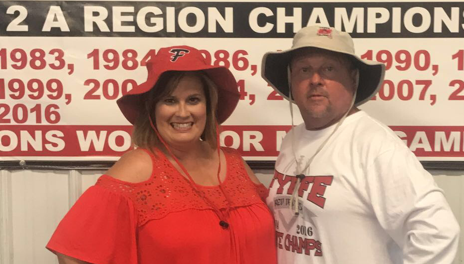Spotlight on Coaches - Paul Benefield of Fyffe!