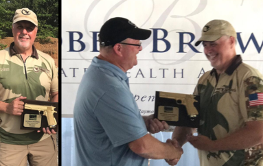 Cherokee County investigator wins Arkansas State IDPA Pistol Championship!