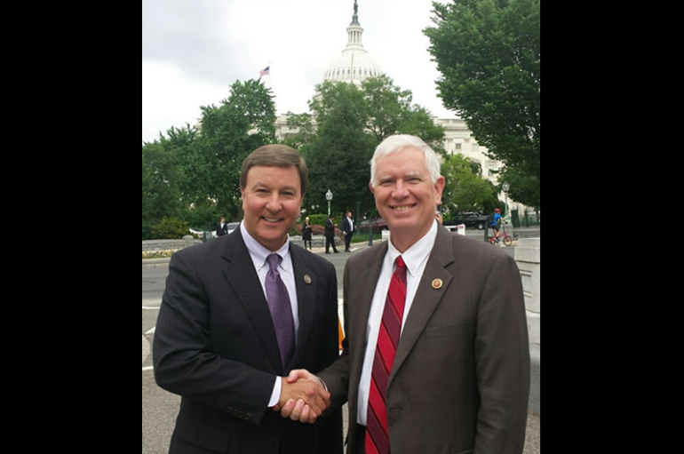 Alabama Congressman Mike Rogers endorses Brooks for Senate