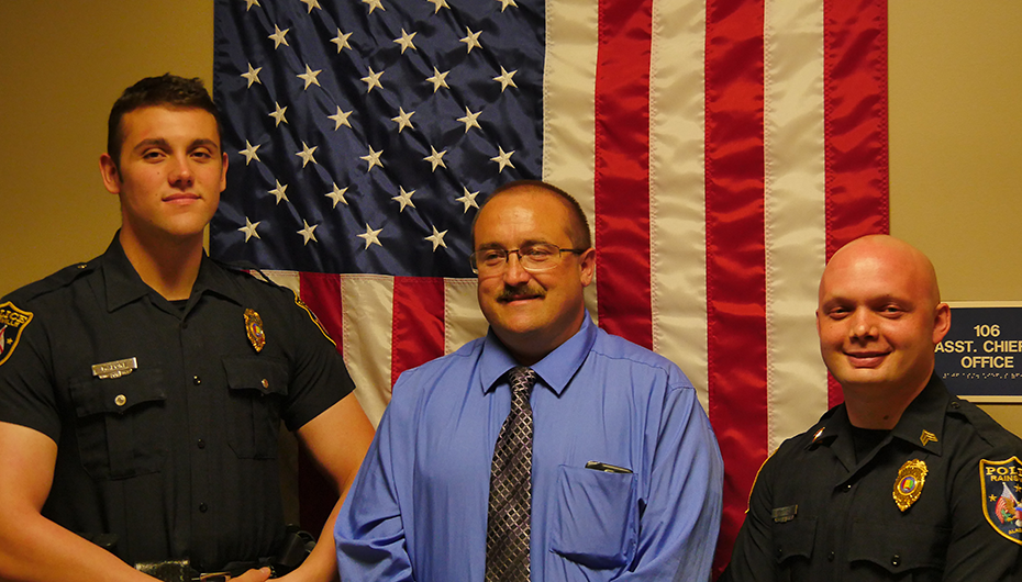 Rainsville Police Department makes several promotions