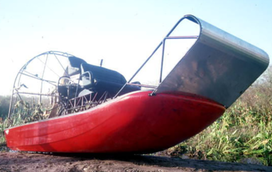 Law enforcement looking for Airboat stolen from Lake Guntersville