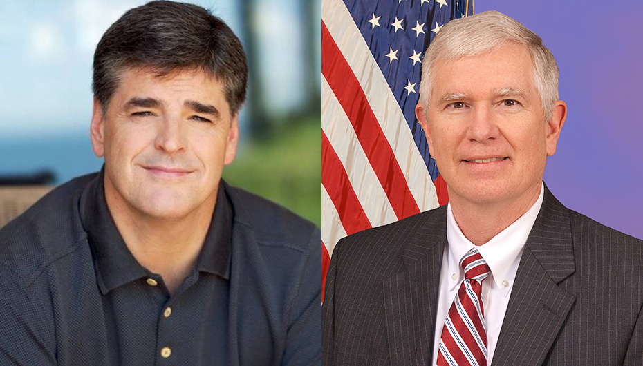 Conservative Leader Sean Hannity Endorses Congressman Mo Brooks for U.S. Senate