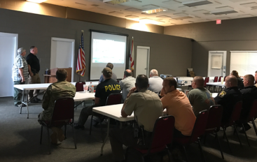 DeKalb County Sheriff's Office offers free training for law enforcement officers