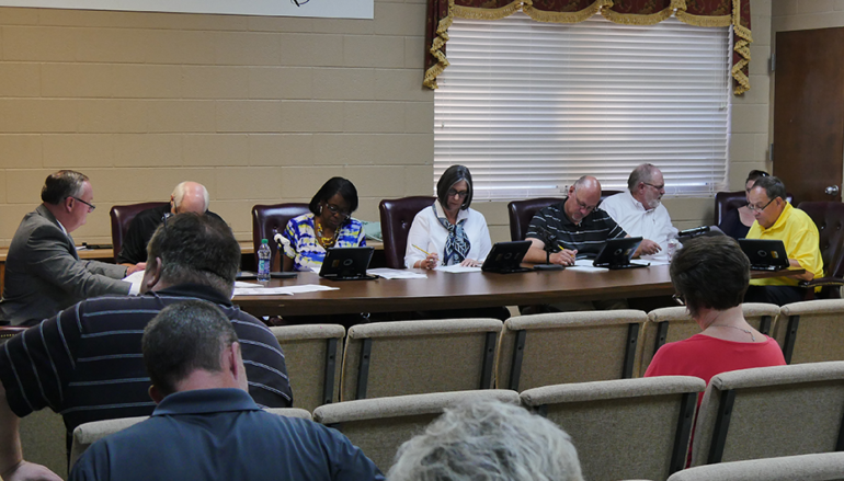 VIDEO: Fort Payne School Board hears reports from Wills Valley and FPMS