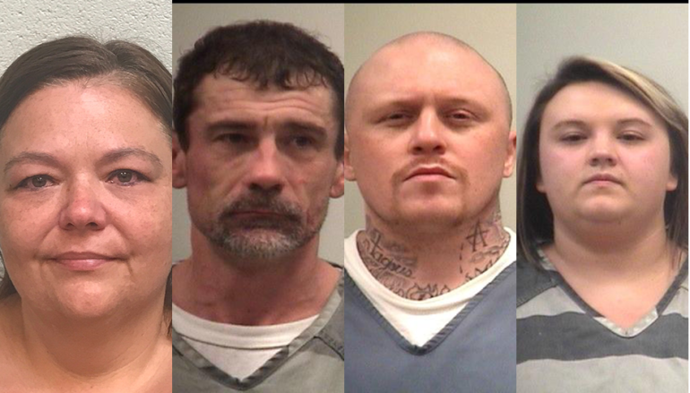 DeKalb County Inmates and Jail Workers busted for prison contraband