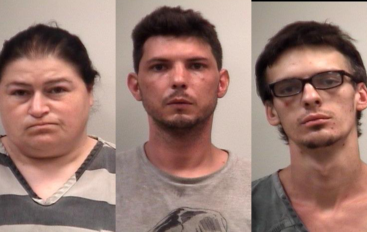Burglary suspects arrested while sleeping in home they were burglarizing