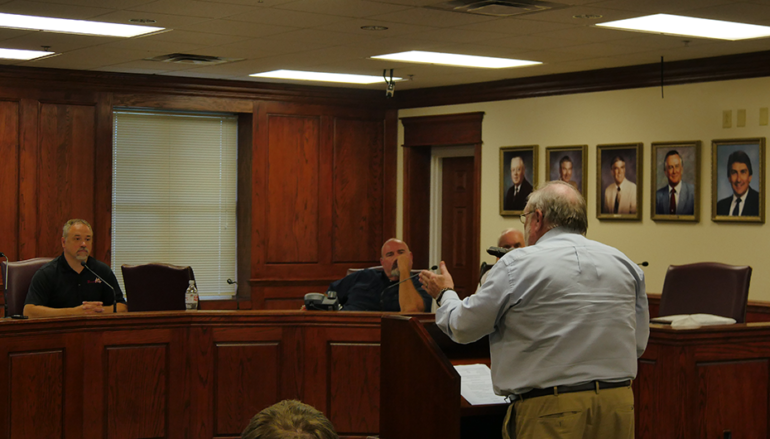 VIDEO: Fort Payne takes public comments on sales tax proposal