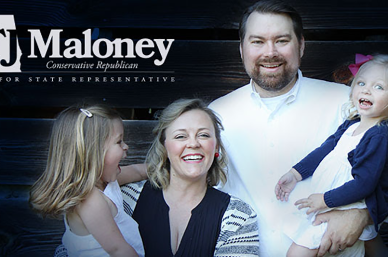 T.J. Maloney announces run for State House District 39!