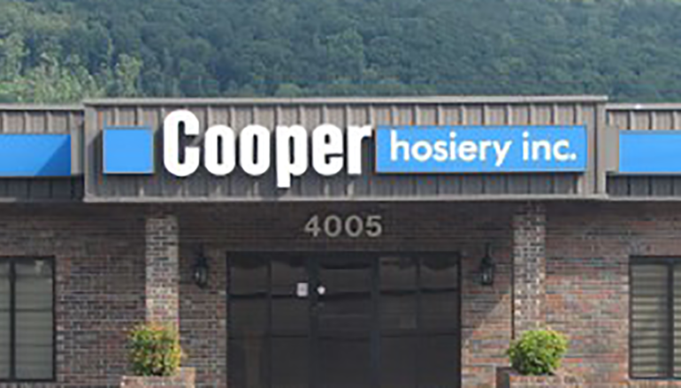 Fort Payne Fire responds to structure fire at Cooper Hosiery