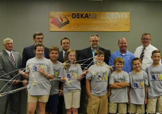 VIDEO: DeKalb County BOE Workshop, Budget Meeting, and Meeting