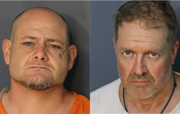 Two charged after driver attempts to flee, narcotics found