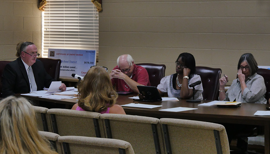 VIDEO: Fort Payne BOE approves $37 million Capital Improvement Plan