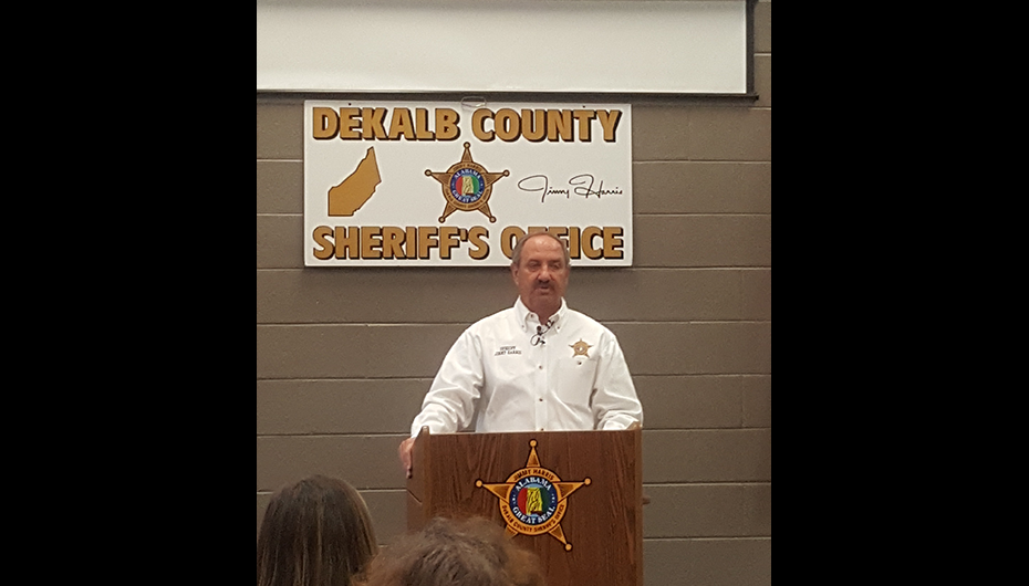 Sheriff Harris releases statement regarding today's announcement