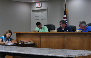 VIDEO: August 7th meeting of the Rainsville City Council