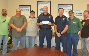 RTI, BodyVision, and BlueScope help Rainsville Fire with upgrades