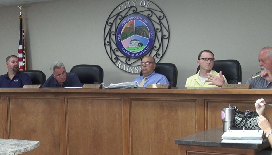 VIDEO: Rainsville's Park needs upgrades after ADECA Review