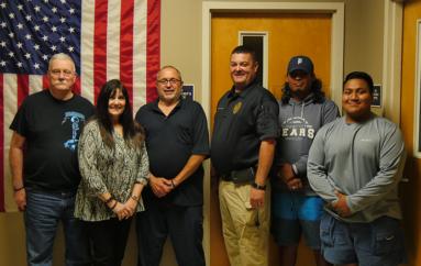Rainsville PD graduates second Citizen's Police Academy
