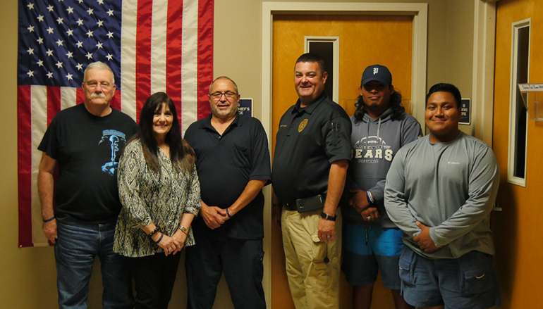 Rainsville PD graduates second Citizen's Police Academy