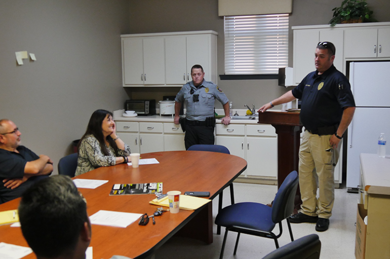 Rainsville PD now taking applications for next Citizen's Police Academy