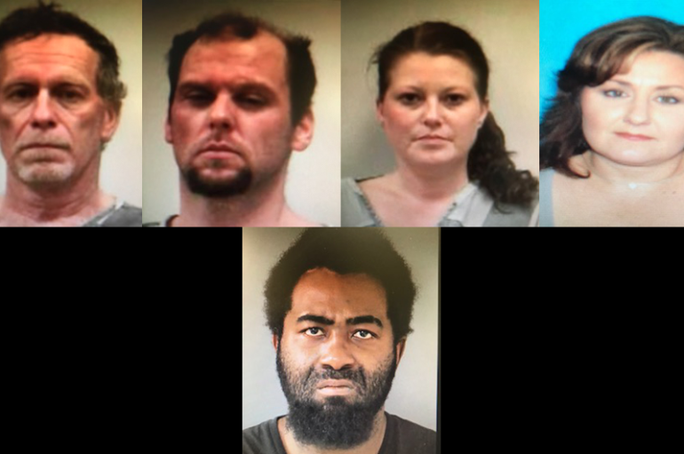 Collinsville PD makes multiple drug arrests last week