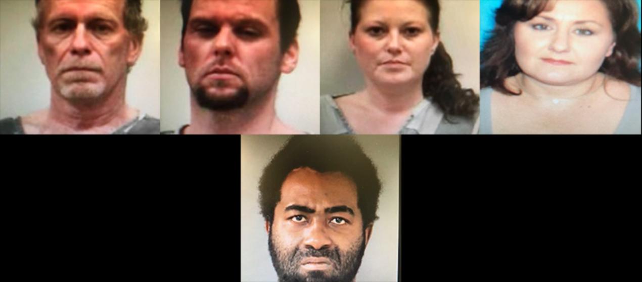 Collinsville PD makes multiple drug arrests last week