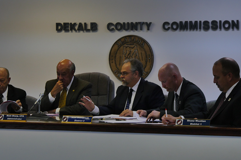 VIDEO: DeKalb County Commission passes $19,245,388 Budget