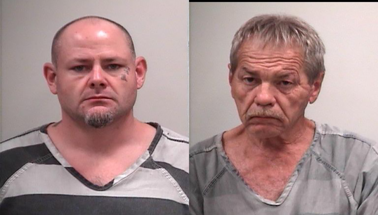 Run away juvenile from Tennessee located in Fort Payne, two arrested