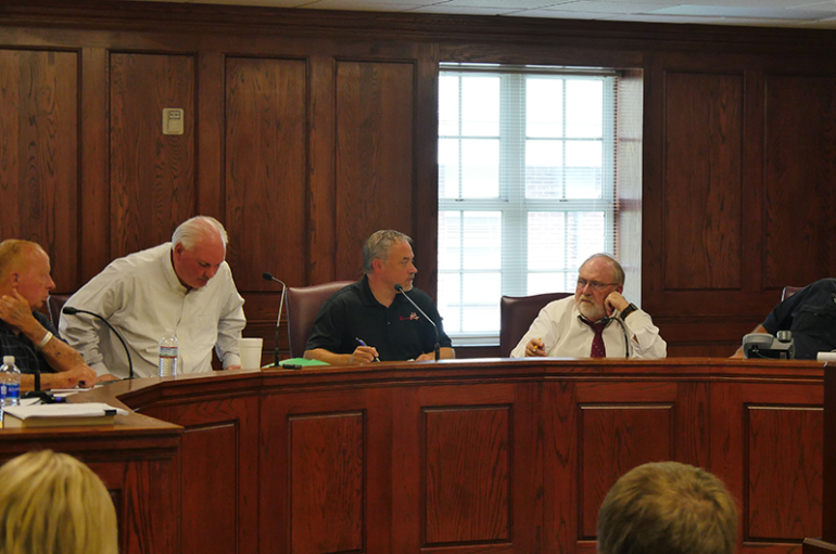 VIDEO: Fort Payne authorizes Watson to change election rules, FPIA terms, and intervene at Terrapin Hills