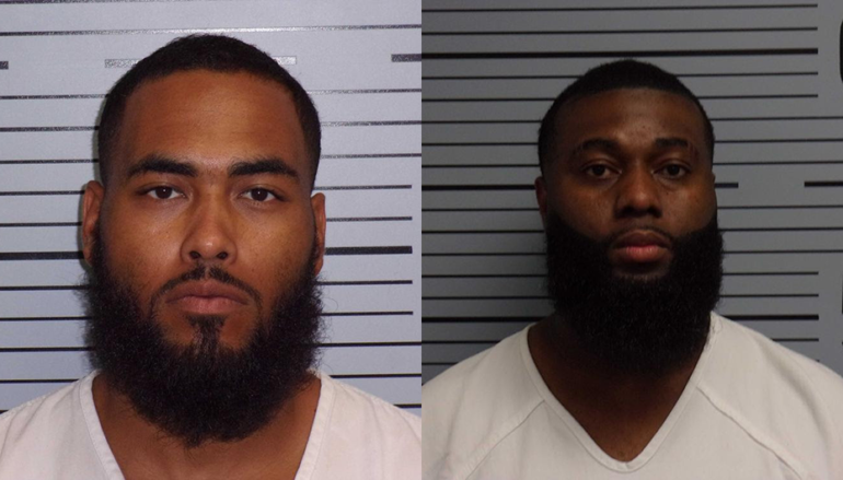 Two arrested in connection with series of burglaries in Section, Rosalie