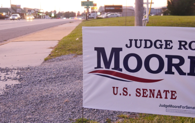 Roy Moore (R – Gadsden) to hold DeKalb County Rally tonight in Henagar