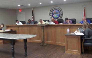VIDEO: Rainsville City Council Meeting, Thursday, September 7, 2017