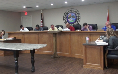 VIDEO: Rainsville City Council Meeting, Thursday, September 7, 2017