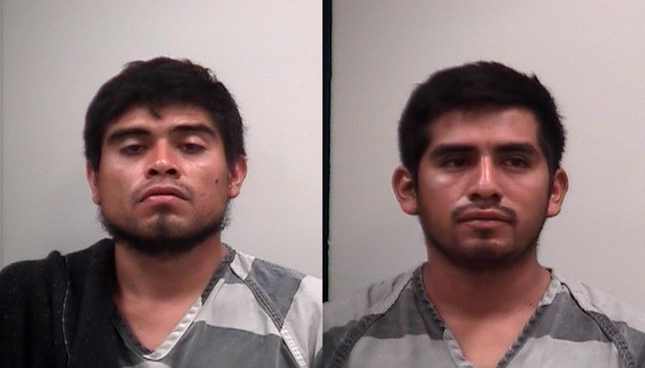 Two arrested after attempting to flee DeKalb County Deputy