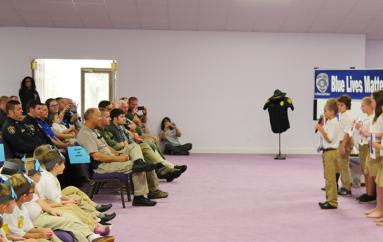 Adamsburg Christian holds 'Law Enforcement Appreciation Day'