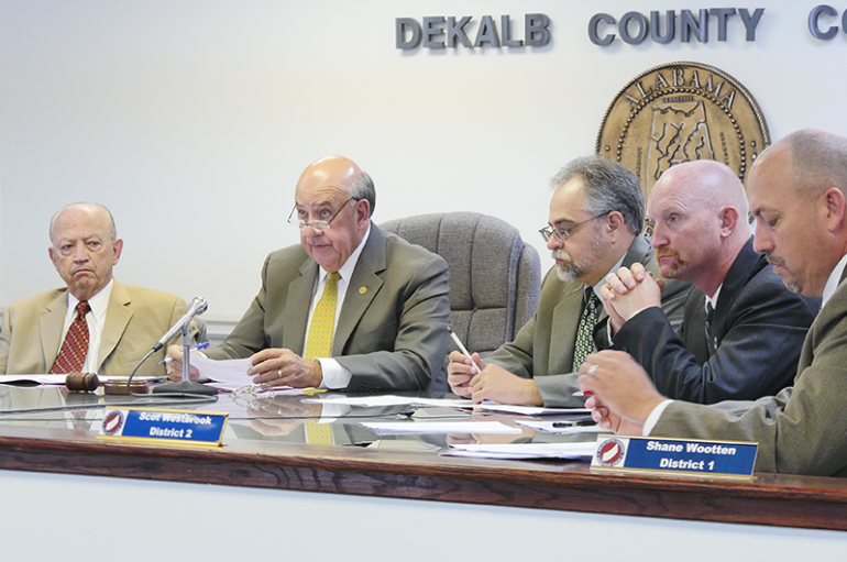 VIDEO: DeKalb County Commission considers energy saving program