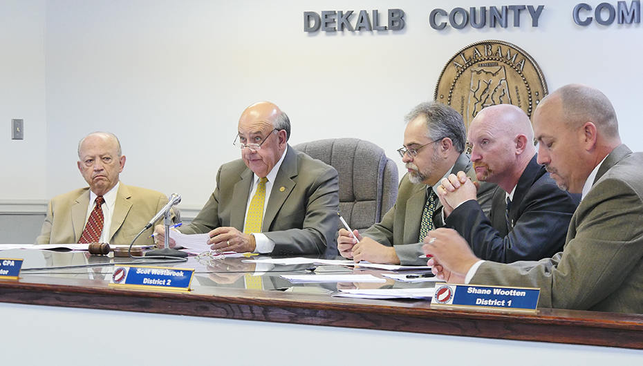 LIVE: DeKalb County Commission, January 23, 2018