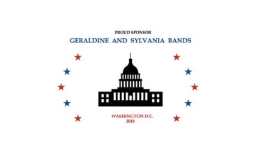 Geraldine, Sylvania bands to Perform in D.C.!