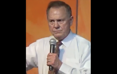 Moore responds to opponent's 'Embarrassment' comment