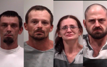 Tidwell charged with rec. stolen property; several arrested on drug charges