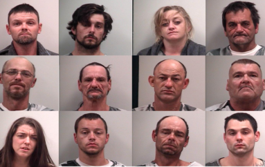 DeKalb Co. arrests twelve in two days during 'Saturation and Patrol'
