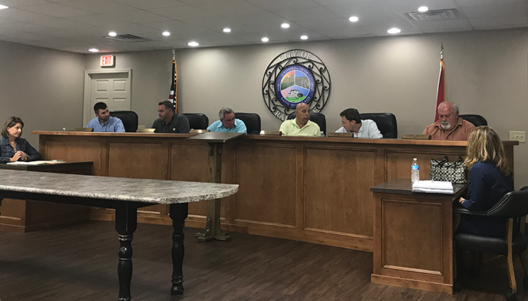 VIDEO: Four Reappointments Approved by the Rainsville Council
