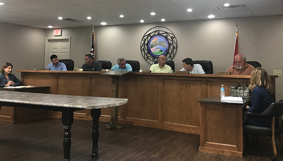 LIVE: Rainsville City Council Meeting, January 15, 2018