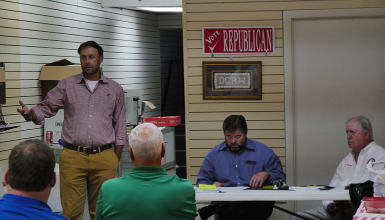 VIDEO: Local Republicans lay out Qualifying Guidelines