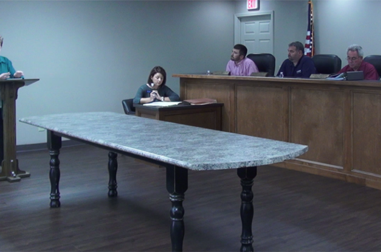 VIDEO: Rainsville City Council Meeting, October 16, 2017
