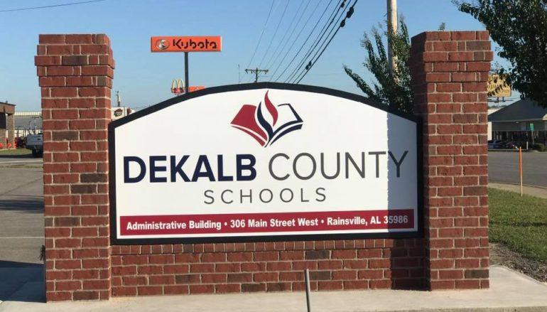 DeKalb BOE Holds Special July Meeting