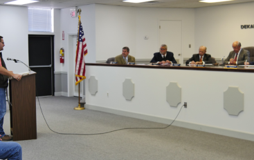 VIDEO: DeKalb Co. Commission approves vacation on portions of two roads