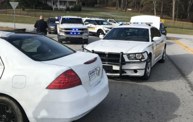 Two apprehended after Cherokee Co. deputies pursue stolen vehicle into Georgia