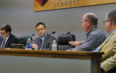 VIDEO: DeKalb BOE accepts Monroe retirement, approves early grads